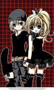 Kazune and Karin from Kamichama karin