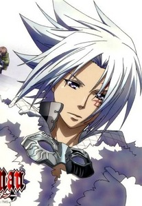Allen Walker from D.Gray-Man.