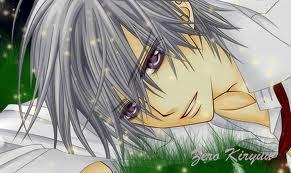 Zero Kiryu from Vampire Knight ^_^
