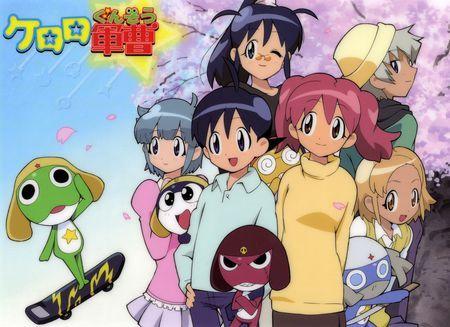 1. Katekyo Hitman Reborn! 2. Detective Conan 3. Keroro Gunso 4. Konjiki no Gash Bell! 5. Lupin the Third