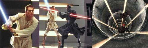 No, of course not. It only met Obi-Wan Kenobi.