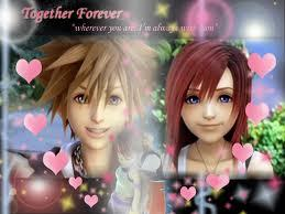 Sora X Kairi forever!!!!! Such a cute couple!!!! My fav in all of KH!!!!! BTW Sora is a boy and Kairi is a girl!!!! XD XD XD XD XD XD
