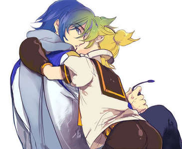 hate ot say it but, Kaito and Len.
