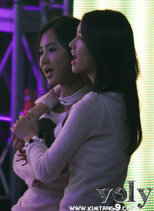 I thik YoonA/Jessica but I like YoonYul more!
