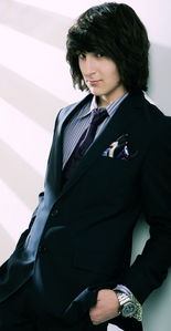 Patrick Stump and Mitchel Musso in the pic and that's it, I don't really like him, he just looks hot in the pic! :O