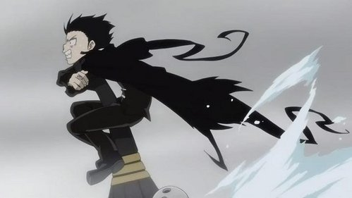 Soul Eater, Death the kid.