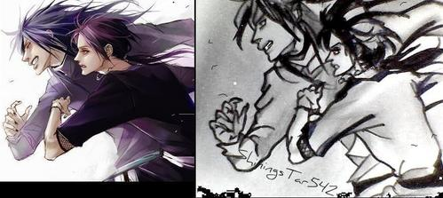 I tried to copy it. ^^