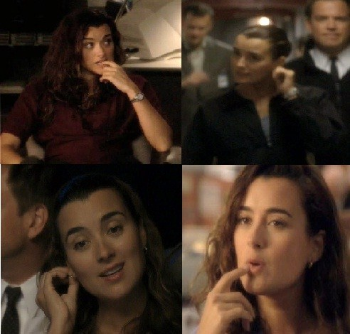 "Ziva's new ""Quirk""! What are your thoughts?"