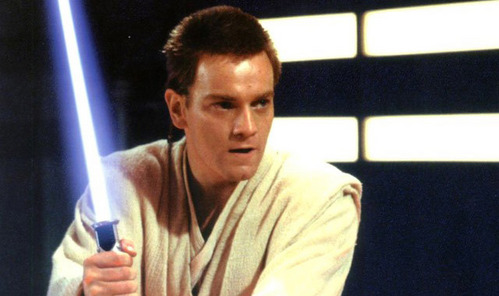I believe that Ewan McGregor did a fantastic job of portraying not only Obi-Wan, but to imitate Alec Guiness portrayal. When I was a little girl watching the Original's well before the new ones came out. I didn't give that much of a thought for Obi-Wan to be quite honest. I seriously thought that Luke was the ultimate Jedi. Until I was proven wrong when the new trilogy came out and my obession for Obi-Wan began. I guess that is how awesome Ewan was. I think I'll shut up now.