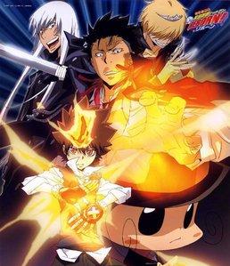~One Piece ~Katekyo Hitman Reborn! ~Dragonball ~Yu Yu Hakusho ~Bleach ~Fairy Tail ~Fullmetal Alchemist ~Gintama ~The Law of Ueki ~Shounen Onmyouji ~Kekkaishi ~Fate/Stay Night ~Tsubasa Chronicles ~Kyou Kara Moah!