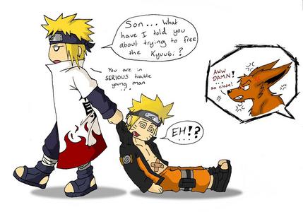 Hahaha poor Naruto x3