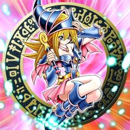 Dark Magician Girl.