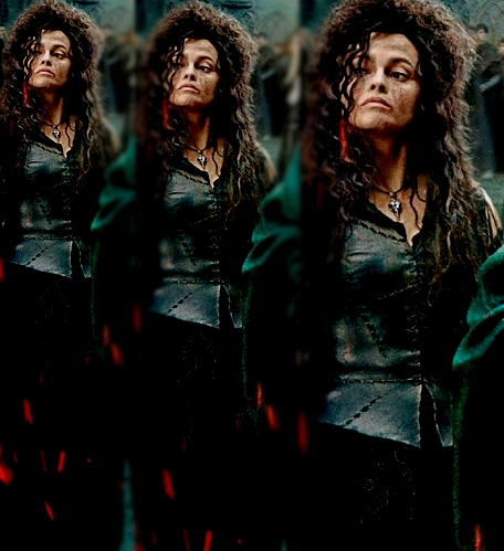 oh boy :3 te all saw this comeing Bellatrix Lestrange X3