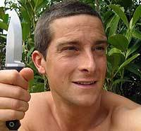 That is another thing that menanggung, bear Grylls will eat now.