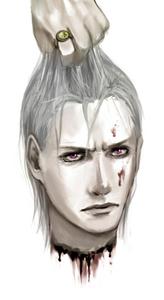 Hidan from Naruto! >w<