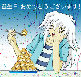 Ryou Bakura. im shy to people i just met, im afeared that if a person gets to know me to much l'll hurt them, loves creampuffs, i dress in chothles like him alot, has the same mess-e hair like me (but mine is short), and he's younger sister died and my younger brother died.