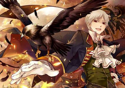 Prussia from Hetalia :3
