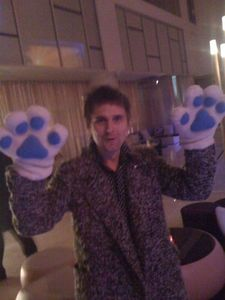 Matt Bellamy. He's not married, but he is engaged with Kate Hudson and he has a son with her, so... :/