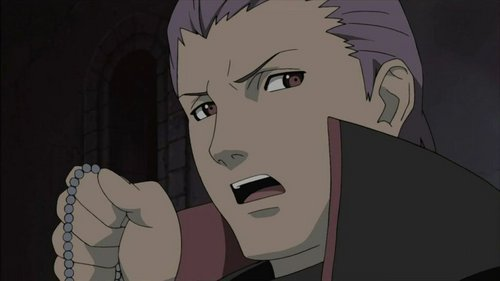 hidan-sama. hes hot, jashinist, and likes to kill. all the couleurs of the arc en ciel c: