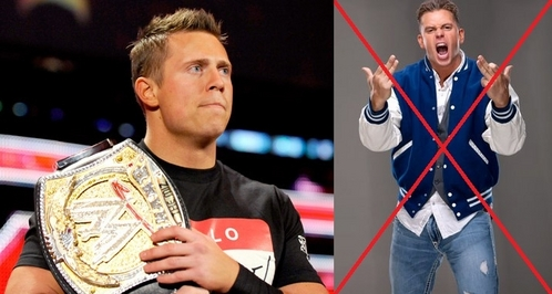 I Amore The Miz. I hate Alex Riley.