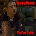 Sherlock Holmes. Especially BBC.