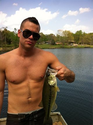 I Amore Mark Salling! I hate Lady Gaga/Micheal Jackson!!
