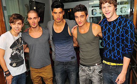 Mines is The Wanted!!!Theyre perfect!!Tom,Max,Nathan,Jay and Siva are all so yummy!