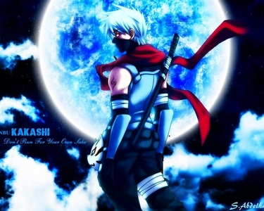 Kakashi Hatake (from Naruto)
