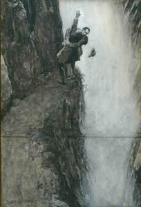 Reichenbach Falls. HIDH