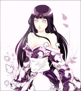 Hinata from 火影忍者
