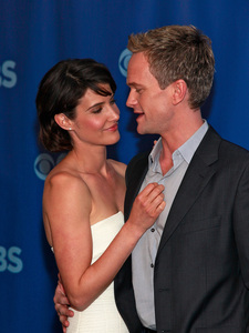 Barney and Robin, from How I Met Your Mother <3