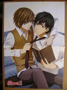 Miyagi and Shinobu are enjoyable to watch =]