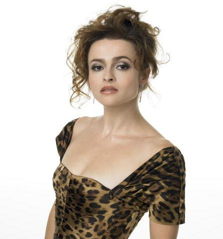 "My preferito celebrity is Helena Bonham Carter She says ""Bovine"" in her sleep"