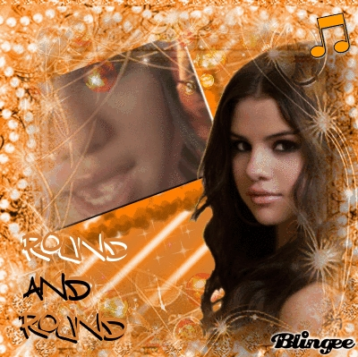Selena Gomez on Post A Pic Of Selena Gomez Round And Round   Selena Gomez Answers