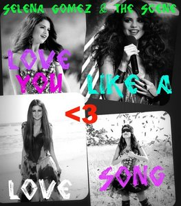 Love You Like A Love Song, i made this myself :D