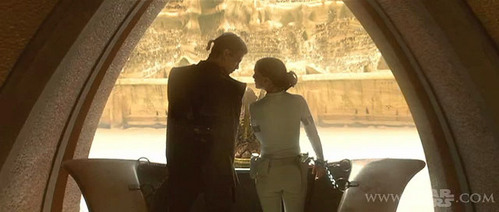 """""""I think our lives are about to be destroyed anyway. My amor for tu is a puzzle, Annie, for which I have no answers. I can't control it... and now I don't care. I truly, deeply amor you, and before we die I want tu to know..."""" -Padme Amidala Ep.II"""