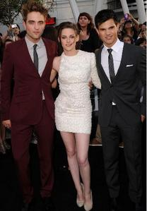 Rob Kristen & Taylor