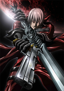 Dante from Devil May Cry....