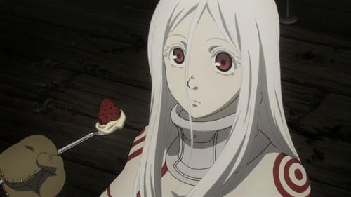 Shiro from Deadman Wonderland.