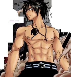 GGGRRRAAAYYYYYY!!!! I cinta the fact that he strips all the time. X3
