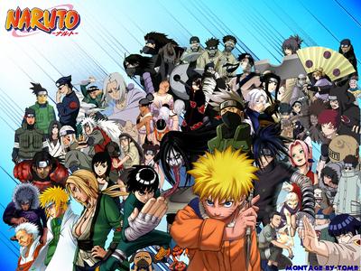 idk i cant choose between Naruto, Fullmetal Alchemist, Yu Yu Hakusho, and Bleach.