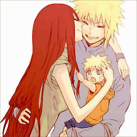 Kushina (Naruto's mom)