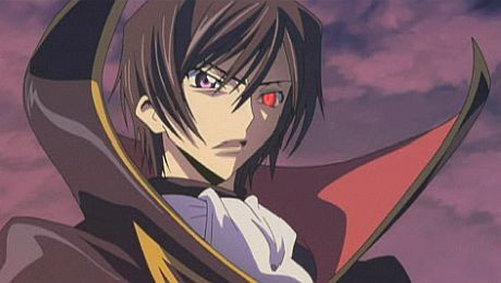 Lelouch from Code Geass! (really hard choice though)