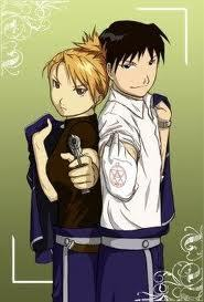 Royai 4ever! I don't own this pic :(
