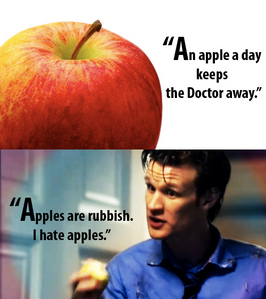 I amor the Eleventh Doctor C: i amor this picture! xD