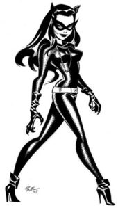 Does anyone know when Catwoman will be making an appearance in any of the upcoming Batman movies?