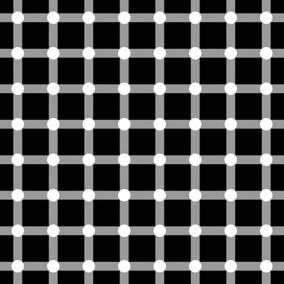 gray ans white dots! XD