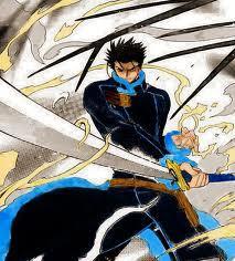 Kurogane from Tsubasa Chronicles :D