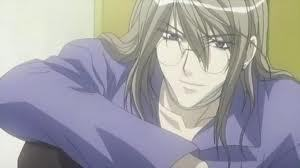 soubi agatsuma or also known as beloved from loveless and yeah this is a guy