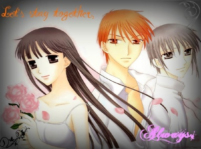 My 上, ページのトップへ few would have to be: 1. Fruits Basket 2. Ouran Highschool Host Club 3. Black Butler/Kuroshitsuji 4. Soul Eater 5. Tie between Vampire Knight and ヘタリア But Fruits Basket beats all. I 愛 it so much... it makes me laugh and cry and everything in between! Just the [i]theme song[/i] makes me cry. And there are still tear stains on the pages of the copy of book six at my local library!